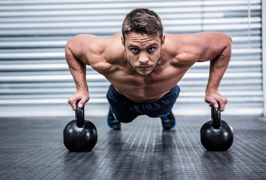 Five Kettlebell Challenges You Need to Try
