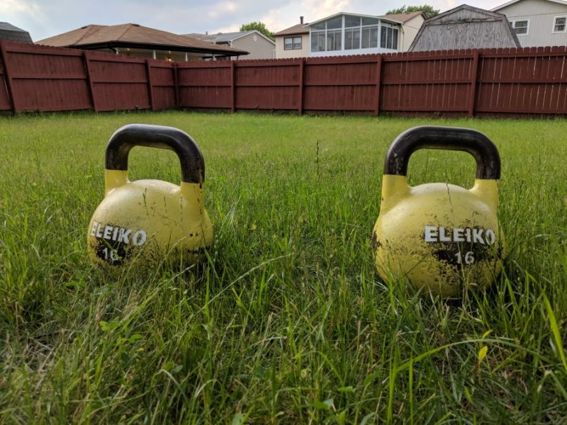 Kettlebell Complexes and Chains