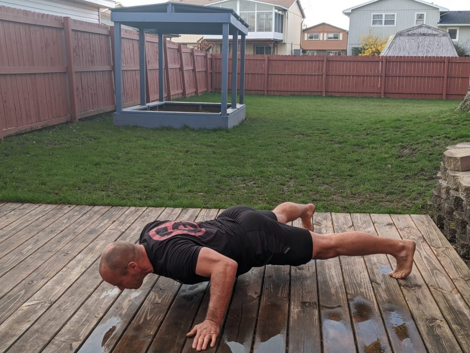 How To Do Jumping Jack Push Ups
