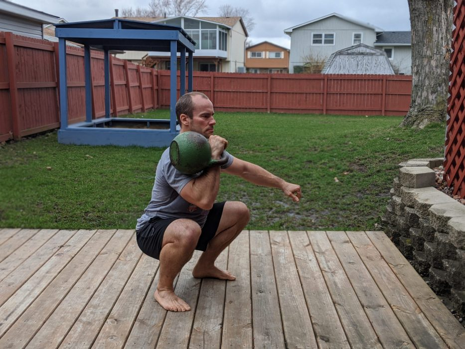 How To Do A Rack Squat
