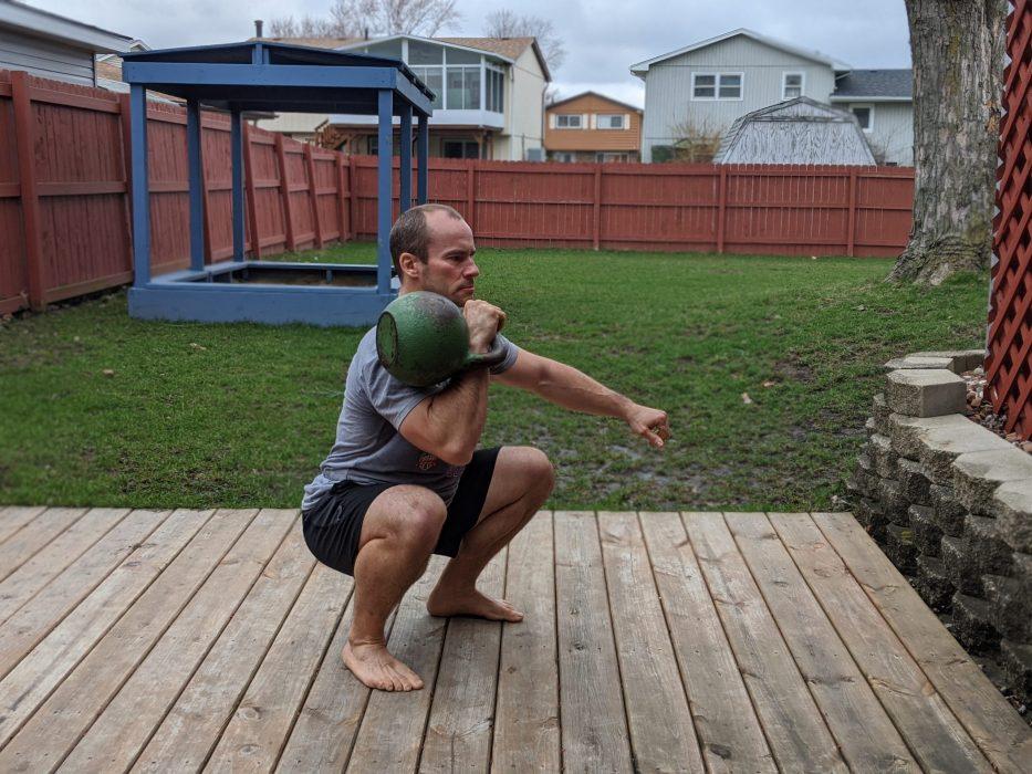 rack squat