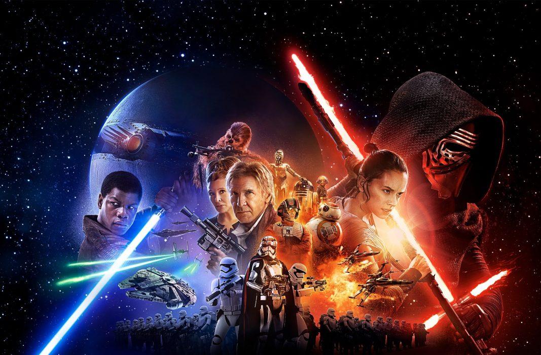 Star Wars Workout Episode VII The Press Awakens