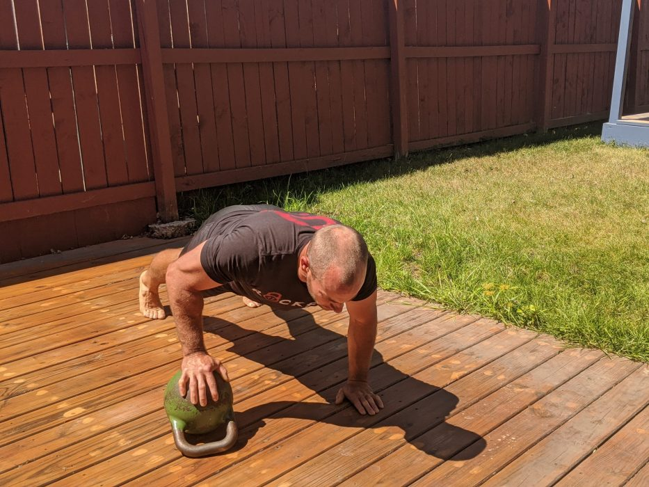 How To Do Offload Push Ups