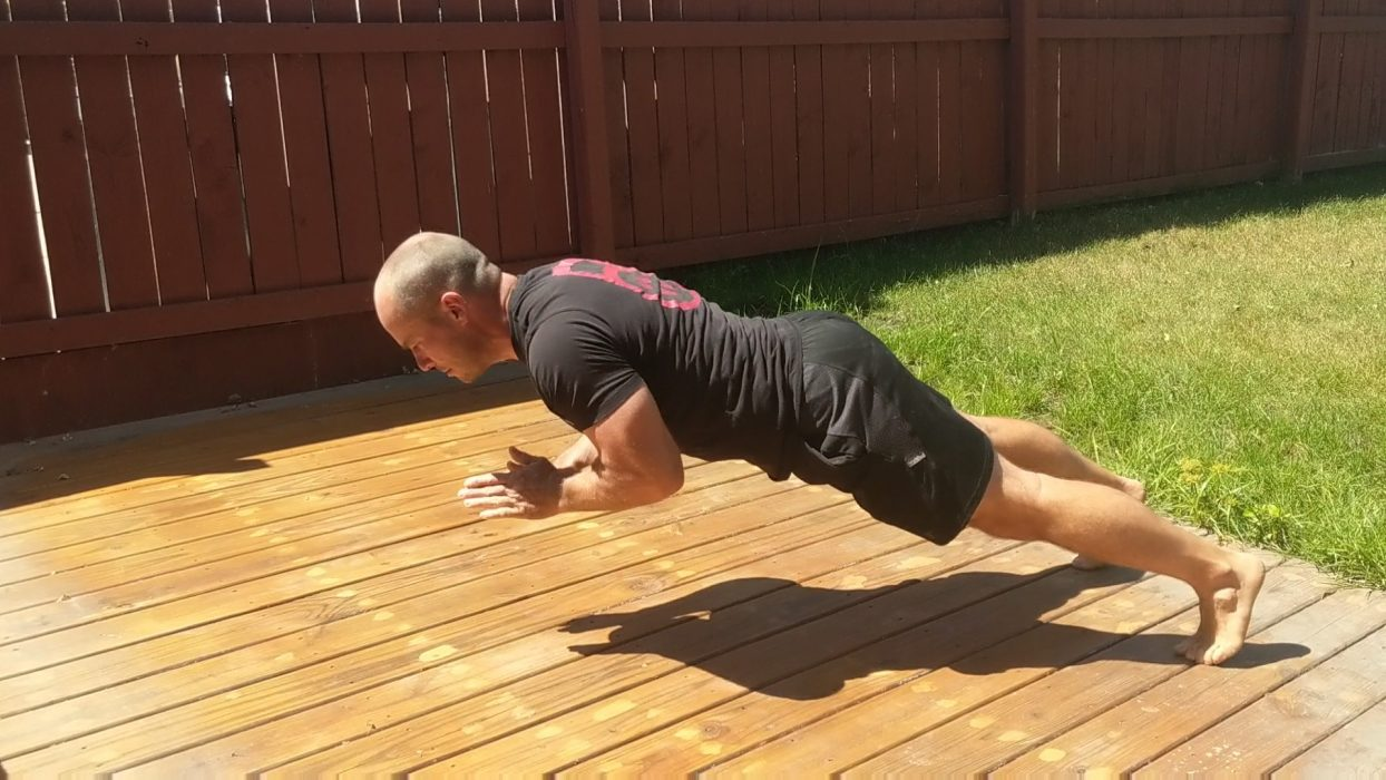 How To Do Clapping Push Ups